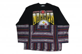 REMAKE MEXICAN SWEAT TOPS(STEELERS)