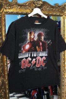 IRON MAN 2×ACDC T-SHIRT(アイアンマン2×ACDC Tシャツ)