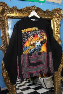 REMAKE MEXICAN SWEAT TOPS