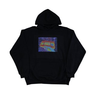 PRINT HOODIE(THERMOGRAPHY)