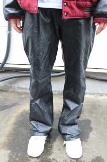 100% LEATHER PANTS(レザー パンツ)
