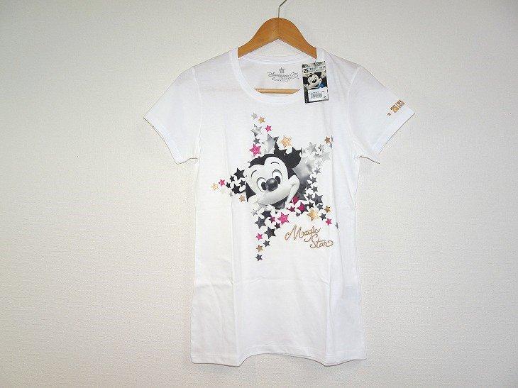 DLP 25周年記念・実写ミッキー・Tシャツ