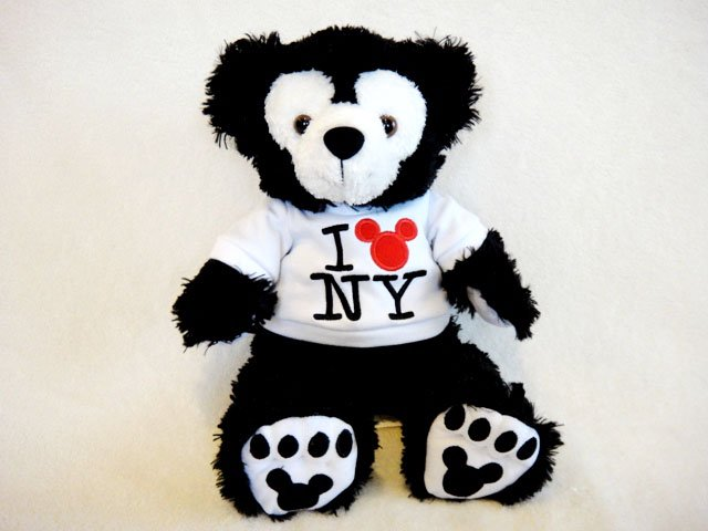 NYC 2007 ブラック・ダッフィー H