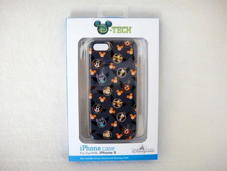 HKDL 2013 ハロウィーン・ダッフィー・iPhone5ケース(カバー)