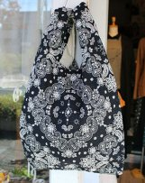 MC680_99 BANDANA MINI TOTE BAG