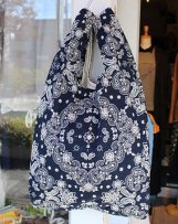 MC680_39 BANDANA MINI TOTE BAG