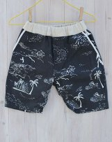 AL711417_19 TROPICAL BANANA SHORTS
