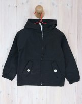 AL811901_19 SWIM CLOTH POCKETABLE PARKA SOLID