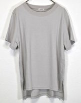 WD01M-0469_b GAUZE THERMAL SHORT SLEEVE BIG TEE