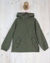AL812909_59 NYLON OX POCKETABLE PARKA