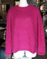 liWD05Y-0929_c FERRET MOCK NECK