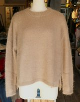 liWD05Y-0929_a FERRET MOCK NECK