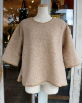 SD05T-0925_a WOOL RICH PILE PULLOVER