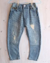 AL911406_63 DENIM 5PK BANANA PANTS