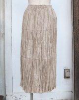 SP9999_na linen ティアードスカート
