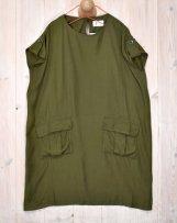AL911609_59 RAYON TWILL SQUARE DRESS 120,130cm