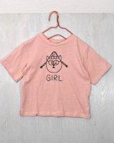 n219030_pk ステッチ刺繍ドロップTシャツ