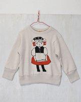 n193-0703_12 Folk girlトレーナー L,XL