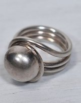 #847 VINTAGE SILVER RING