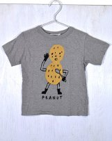 n201-1522_11 PEANUT隊Tシャツ