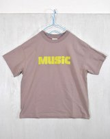 g1602418_6 テンジク MUSIC GENRE2 BIG TEE 130,140cm