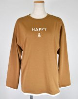 AL202309-1_47 CLEAR COTTON HAPPY & L/S T 1,2,3,4