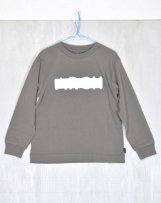 AL202304_16 CLEAR COTTON SHADOW ARCH L/S T