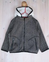 AL513206_16 SWEATER FLEECE PARKA