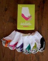 TRM112 6P BABY SOCKS (BOX) SADIE'S