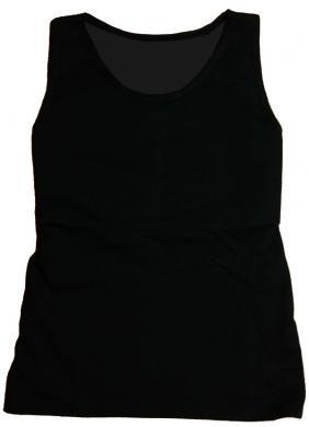 ナベシャツ【マスキュリン Ver.2】ブラック