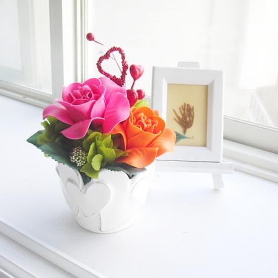 【送料無料 石鹸でできたお花】サボンポッパー