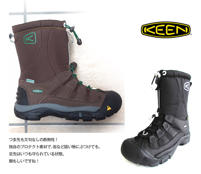 [KEEN]  キーン WINTERPORT2 ウィンターポート