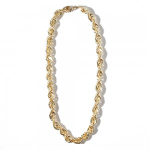 ROPE CHAIN 10K ��HOLLOW��