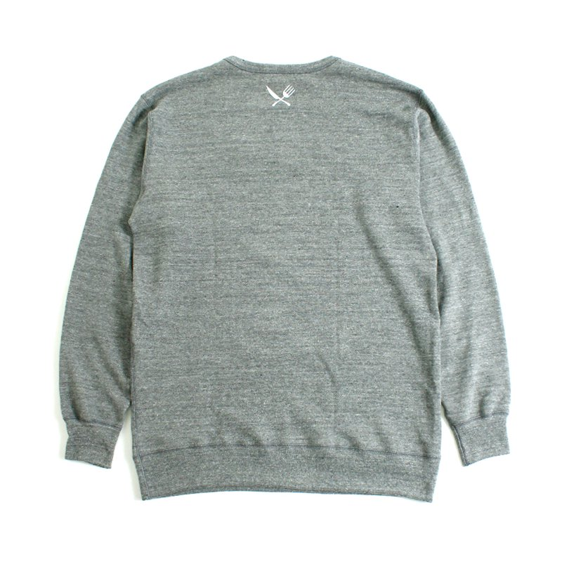 VINTAGE LOGO SWEAT [GRAY]