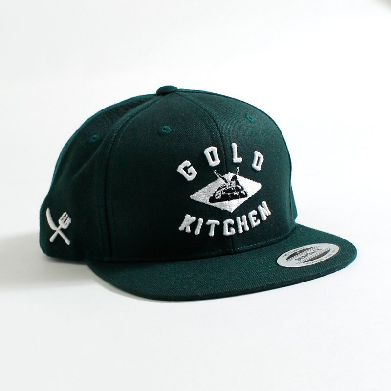 BASIC LOGO CAP [GREEN]