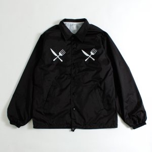 BASIC LOGO COACH JKT [BLACK]
