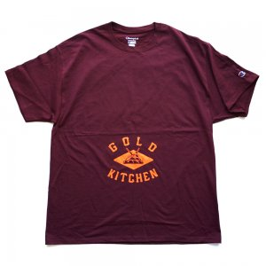 GOLD KITCHEN BASIC LOGO TEE