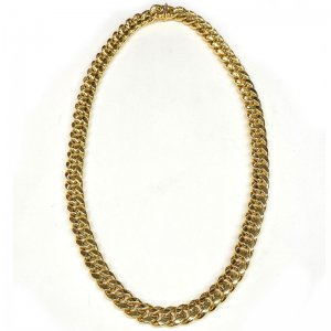 MIAMI CUBAN CHAIN 10K YG 14.5mm,70cm 【HOLLOW】(中空タイプ)