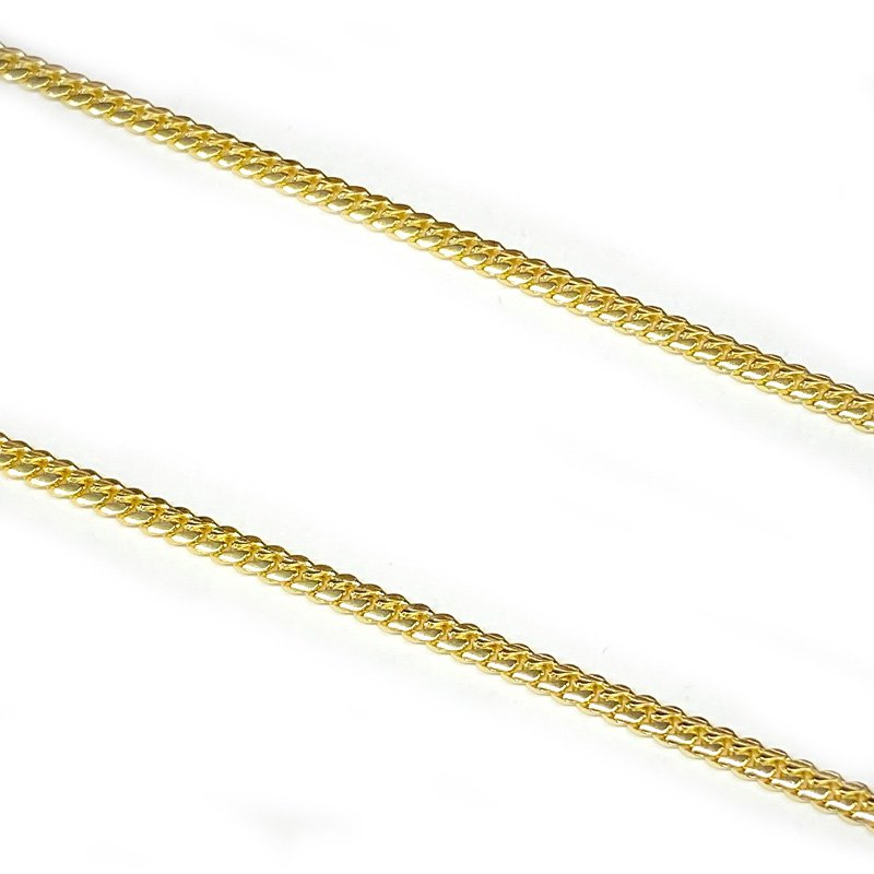 MIAMI CUBAN CHAIN 10K YG 3mm,61cm 【SOLID】