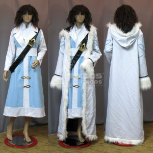 ツバサクロニクル ファイ 風 コスプレ衣装 Tsubasa Reservoir Chronicle-Fay.D.Flourite Cosplay Costume