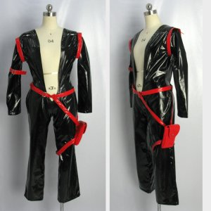 The Venture Bros Molotov Cocktease 風 コスプレ衣装 Cosplay Costume