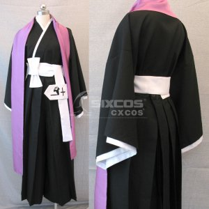 Bleach ブリーチ 松本 乱菊 風 コスプレ衣装 10th Division-Captain Rangiku Matsumoto Cosplay Costume