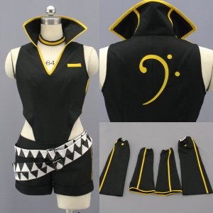 VOCALOID ボーカロイド 鏡音レン Project DIVA パンキッシュ 風 コスプレ衣装 Kagamine Len Cosplay Costume Young Adult Dancer
