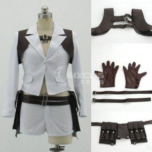 デビルメイクライ4 レディ 風 コスプレ衣装 Devil May Cry 4-Lady Cosplay Costume