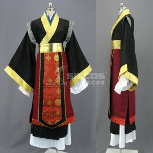 十二国記 浩瀚 風 コスプレ衣装 The Twelve Kingdoms-Koukan Cosplay Costume