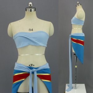 Atlantis the Lost Empire-Princess Kida キダ 風 コスプレ衣装 Cosplay Costume