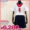<即納!特価!在庫限り!> 女子聖学院中学校・高等学校 夏制服 サイズ:M/BIG