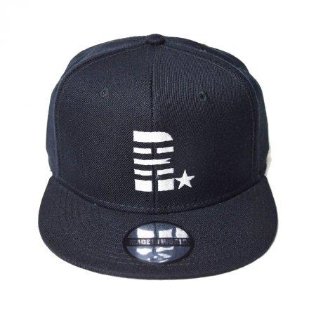 【入荷待ち予約】MADE IN WORLD☆ メイドインワールド キャップ / snap back cap (R☆) black