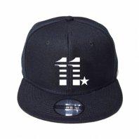【入荷待ち予約】MADE IN WORLD☆&CO メイドインワールドアンドシーオー キャップ / snap back cap (11☆) black
