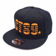 【入荷待ち予約】Jリーグ・清水エスパルス所属 キャプテン《鄭 大世 チョン・テセ 選手》 別注モデル / snap back cap (CTS9☆) black